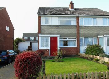 Thumbnail 3 bed semi-detached house for sale in Bodiham Hill, Garforth, Leeds