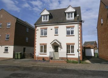 Thumbnail 5 bed detached house for sale in Snowdonia Road, Tewkesbury
