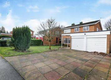 Thumbnail 4 bed detached house for sale in Windsor Gardens, Codsall, Wolverhampton, West Midlands
