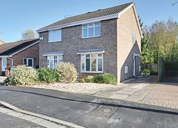 Thumbnail 2 bed semi-detached house for sale in Welwyn Park Drive, Hull