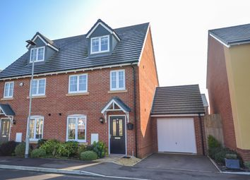 Thumbnail 3 bed semi-detached house for sale in Brunel Road, Cam, Dursley