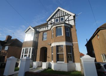 Thumbnail 2 bed flat for sale in St. Davids Avenue, Bexhill-On-Sea
