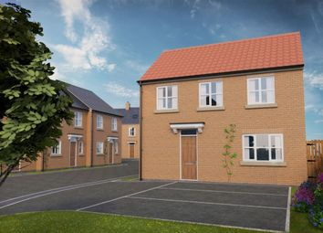 Thumbnail 3 bed detached house for sale in Gowthorpe, Selby