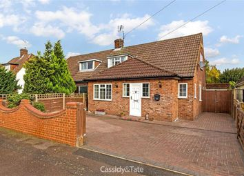 Thumbnail 4 bed semi-detached house for sale in High Ash Road, Wheathampstead, Hertfordshire