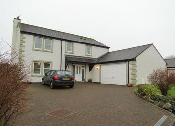 Thumbnail 4 bed detached house for sale in Derwentside Gardens, Cockermouth, Cumbria