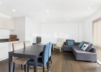 Thumbnail 2 bed flat to rent in Freda Street, London