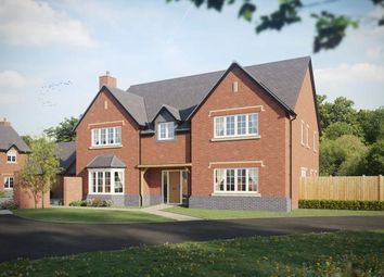Thumbnail 5 bedroom detached house for sale in Aylesbury Road, Lapworth