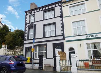 Thumbnail 9 bed terraced house for sale in Church Walks, Llandudno, Gwynedd