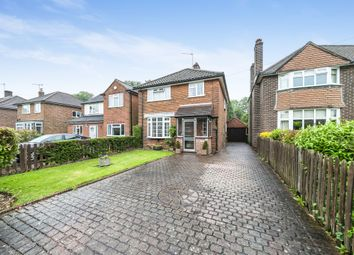Thumbnail 3 bed detached house for sale in Orpin Road, Merstham, Redhill