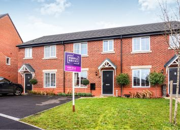 Thumbnail 3 bed mews house for sale in Firecrest Way, Kelsall