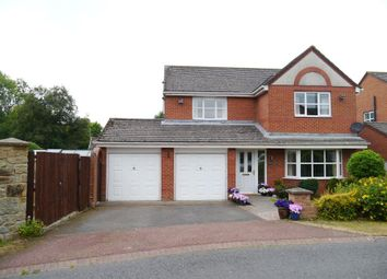 4 bed detached house for sale in North Mason Lodge, Dinnington, Newcastle Upon Tyne NE13
