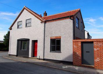 Thumbnail 3 bedroom semi-detached house to rent in Queen Street, Wymondham, Norfolk