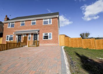 Thumbnail 4 bed semi-detached house for sale in Mason Street, Coseley, Bilston