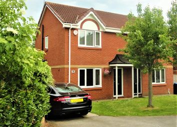 Thumbnail 3 bed semi-detached house for sale in Lynmouth Close, Stainton