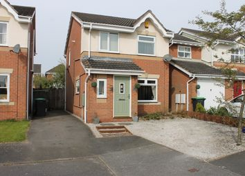 Thumbnail 3 bed detached house for sale in Carr Grove, Kirkby-In-Ashfield, Nottingham