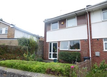 Thumbnail 4 bedroom end terrace house for sale in Knole Lane, Brentry, Bristol