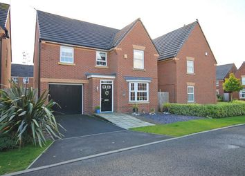 Thumbnail 4 bed detached house for sale in Columbus Place, Great Sankey, Warrington