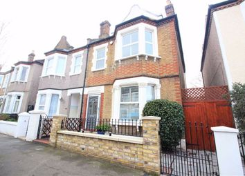 Thumbnail 4 bed semi-detached house for sale in Knighton Park Road, Sydenham