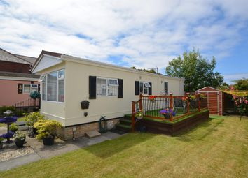 Thumbnail 1 bedroom mobile/park home for sale in Sunnyhurst Park, South Shore, Blackpool