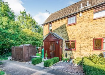 Thumbnail 1 bed end terrace house for sale in Spicers Close, Burgess Hill