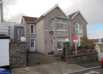 Thumbnail Semi-detached house for sale in Gadlys Terrace, Aberdare