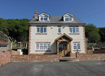 Thumbnail 5 bedroom detached house for sale in Graigola Road, Glais, Swansea