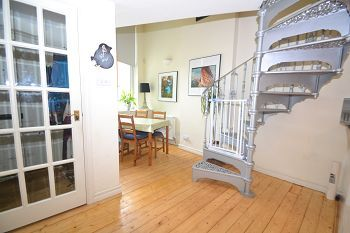 Thumbnail 2 bed flat to rent in Queen's Park Avenue, Edinburgh