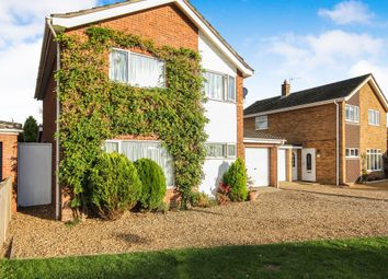 Thumbnail 3 bed link-detached house for sale in Angela Road, Horsford, Norwich