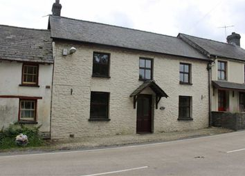 Thumbnail 3 bed cottage for sale in Felinfach, Lampeter