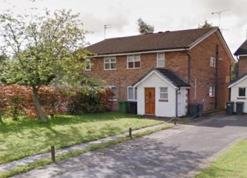 Thumbnail 2 bed flat for sale in Avebury Close, Nuneaton