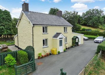 Thumbnail 3 bed cottage for sale in Bryntirion, Talerddig, Llanbrynmair, Powys