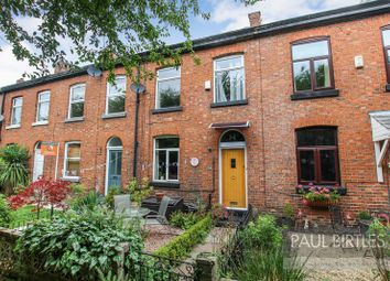 Thumbnail 3 bed terraced house for sale in Shawe View, Urmston, Manchester