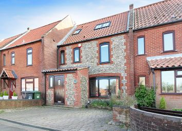 Thumbnail 4 bed terraced house for sale in Beechlands Park, Southrepps, Norwich