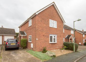 Thumbnail 3 bed semi-detached house for sale in Cross Close, Haverhill