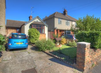 Thumbnail 3 bed bungalow for sale in Lawns Place, Dock Road, Grays