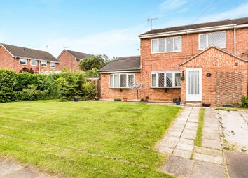 Thumbnail 4 bed semi-detached house for sale in Bourne Close, Brimington, Chesterfield