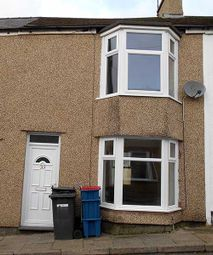 Thumbnail 3 bed terraced house to rent in Henry Street, Holyhead
