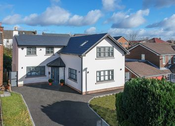 Thumbnail 5 bedroom detached house for sale in Sergeants Lane, Whitefield, Manchester