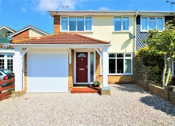 Thumbnail 4 bed semi-detached house for sale in Thorney Bay Road, Canvey Island, Essex