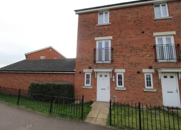 Thumbnail 3 bed town house to rent in Greenhaze Lane, Great Cambourne, Cambourne, Cambridge