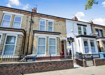 Thumbnail 3 bed terraced house for sale in St Georges Road, Hull