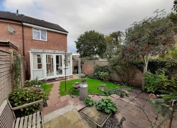 2 bed end terrace house for sale in Langdon Close, Chard TA20