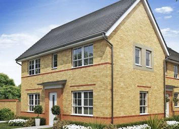 Thumbnail 3 bed detached house for sale in Aurelius Way, North Hykeham, Lincoln
