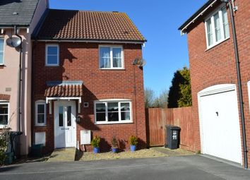 Thumbnail 3 bed end terrace house for sale in Meadow Place, St Georges, Weston-Super-Mare