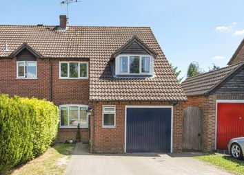 Thumbnail Semi-detached house for sale in St. Marys Way, Burghfield Common, Reading