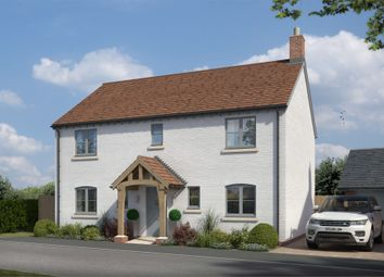 Thumbnail 4 bed detached house for sale in Oaklands Holt, Gadbridge Road, Weobley, Herefordshire