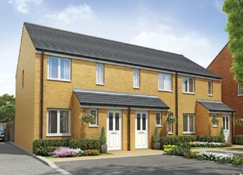 Thumbnail 2 bed semi-detached house to rent in The Boulevards, Pencarn Way, Duffryn, Newport.
