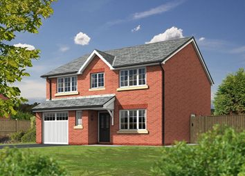 Thumbnail 4 bed detached house for sale in St John's Walk Moorland Road, Poulton-Le-Fylde