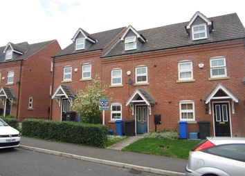 Thumbnail 3 bedroom terraced house for sale in Middlewood Drive East, Hillsborough, Sheffield