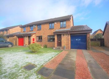 Thumbnail 3 bed semi-detached house for sale in Langton View, East Calder